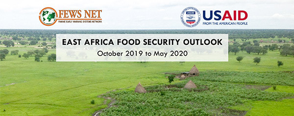East Africa Food Security Outlook cover image