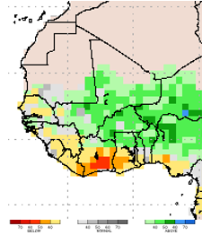 Figure 2. NMME forecast for July through September 2018
