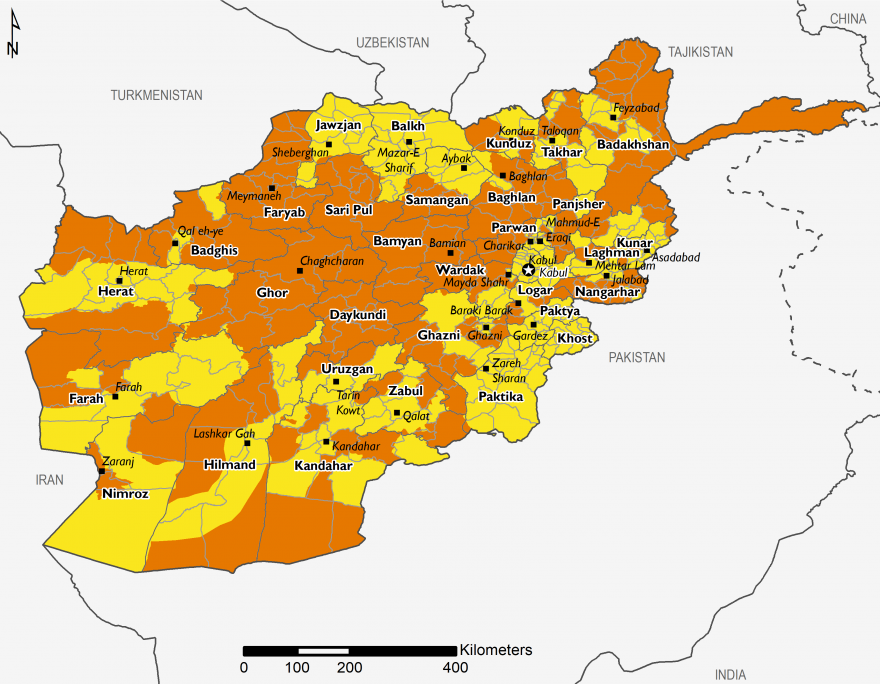 Afghanistan | Famine Early Warning Systems Network