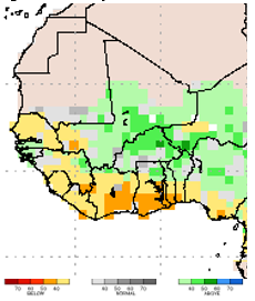 Figure 1. NMME forecast for June through August 2018