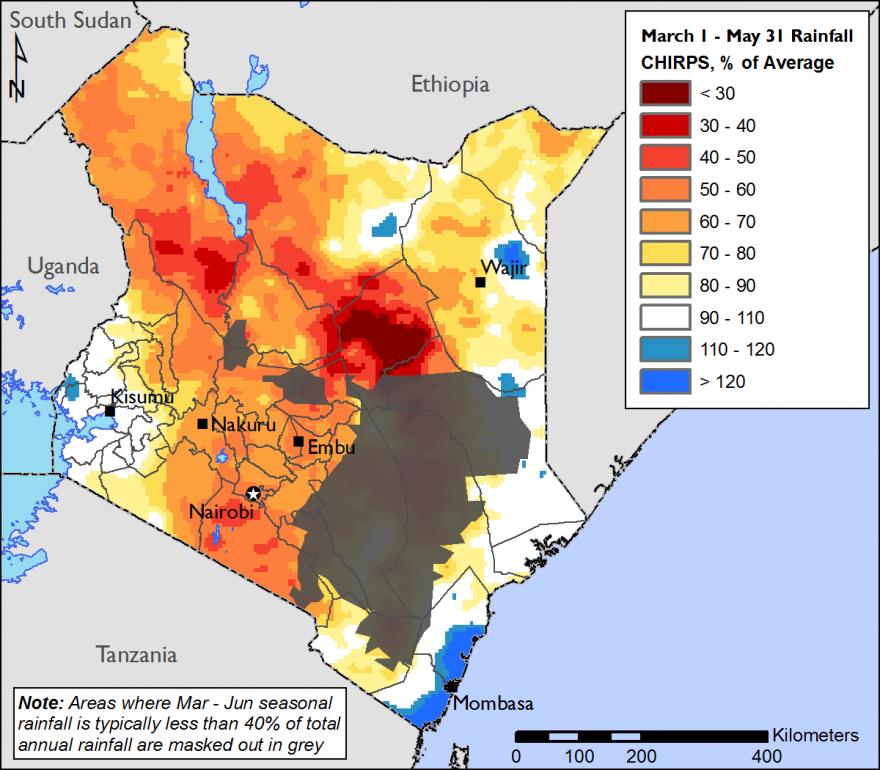 High Food Prices In Kenya