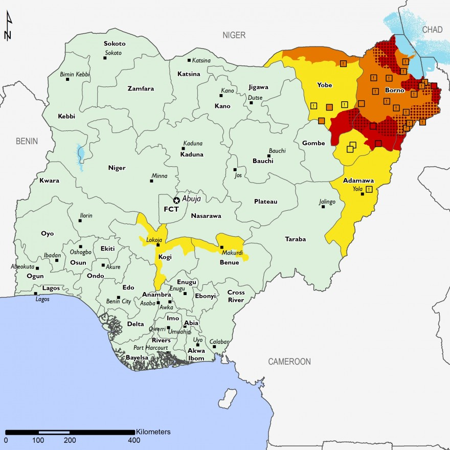 an analysis of the ethnography of nigeria a country in west africa The archaeology and ethnography of central africa the archaeology and ethnography of central his archaeological findings in west central africa and his.