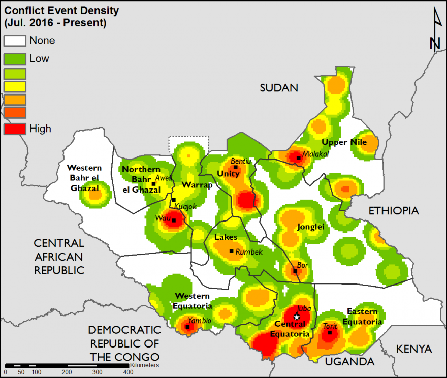 South Sudan - Food Security Outlook: Tue, 2017-02-28 to ...