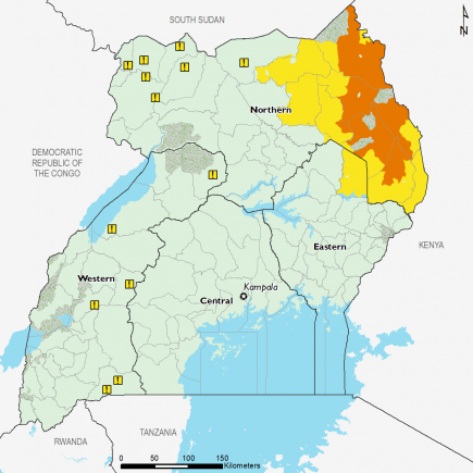 Uganda | Famine Early Warning Systems Network